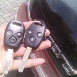 Duplikat Kunci Immobilizer Honda Accord Bpk Alex Candra Surabaya
