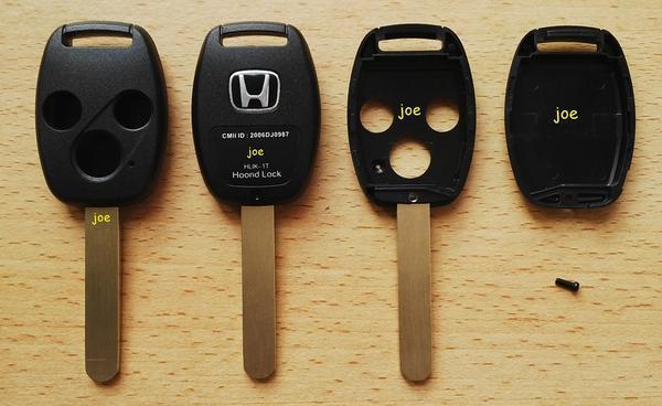casing kunci mobil honda
